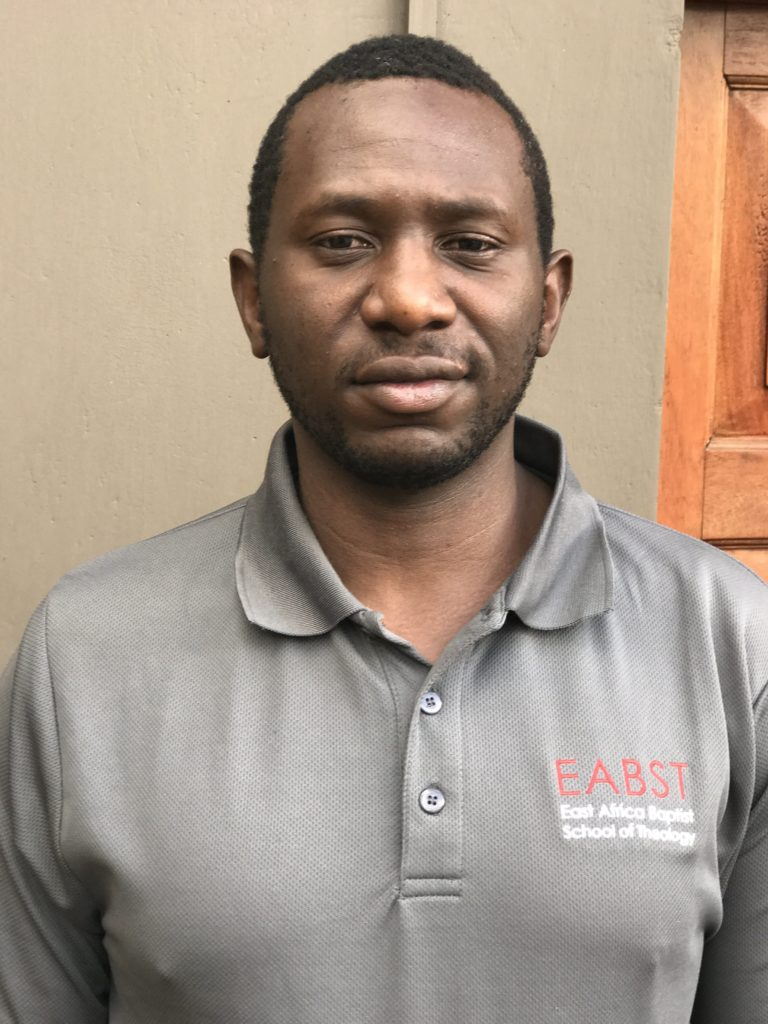 Michael Muthamah, Finance Officer of EABST